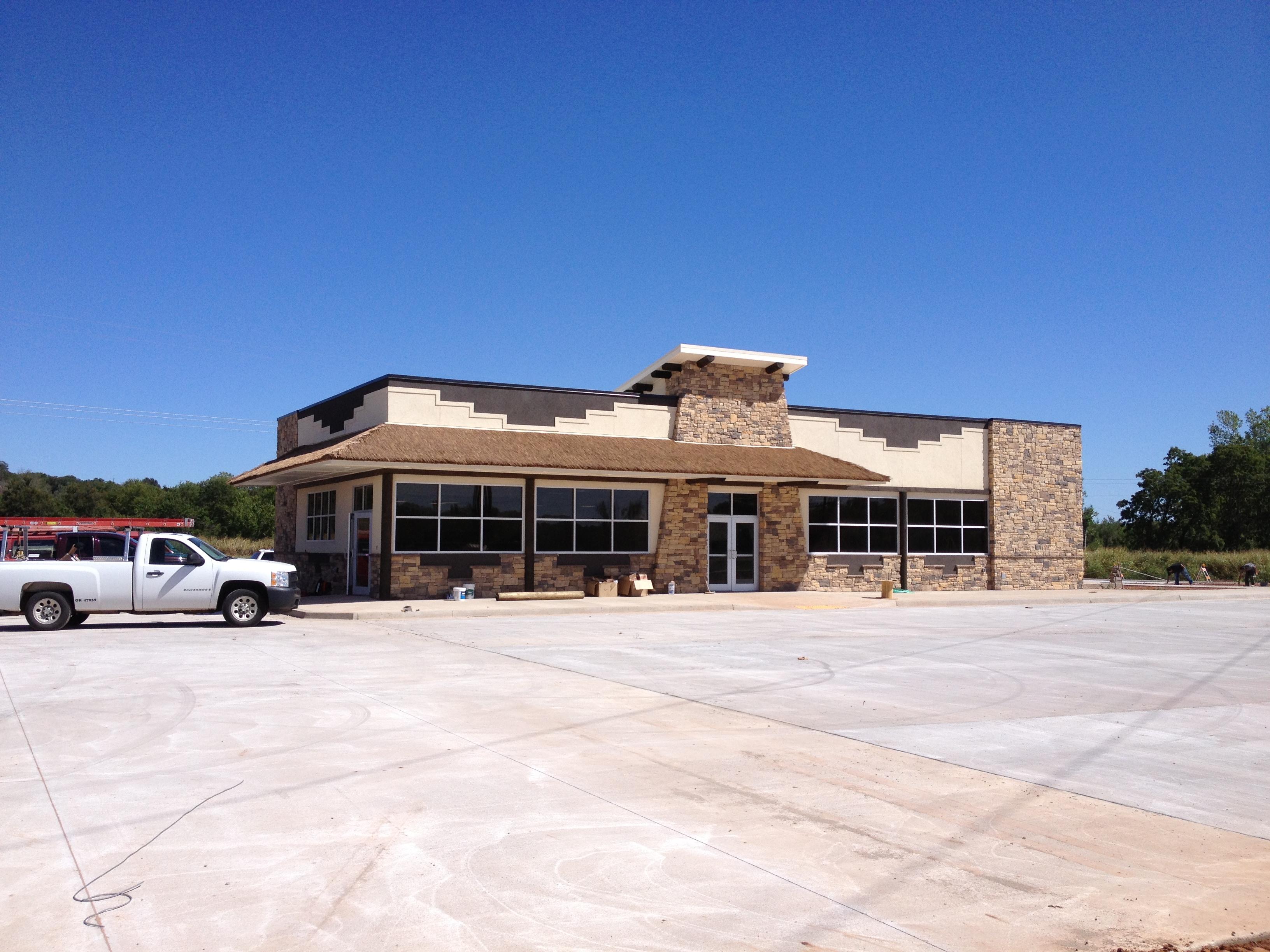 Wichita Travel Plaza Near Completion