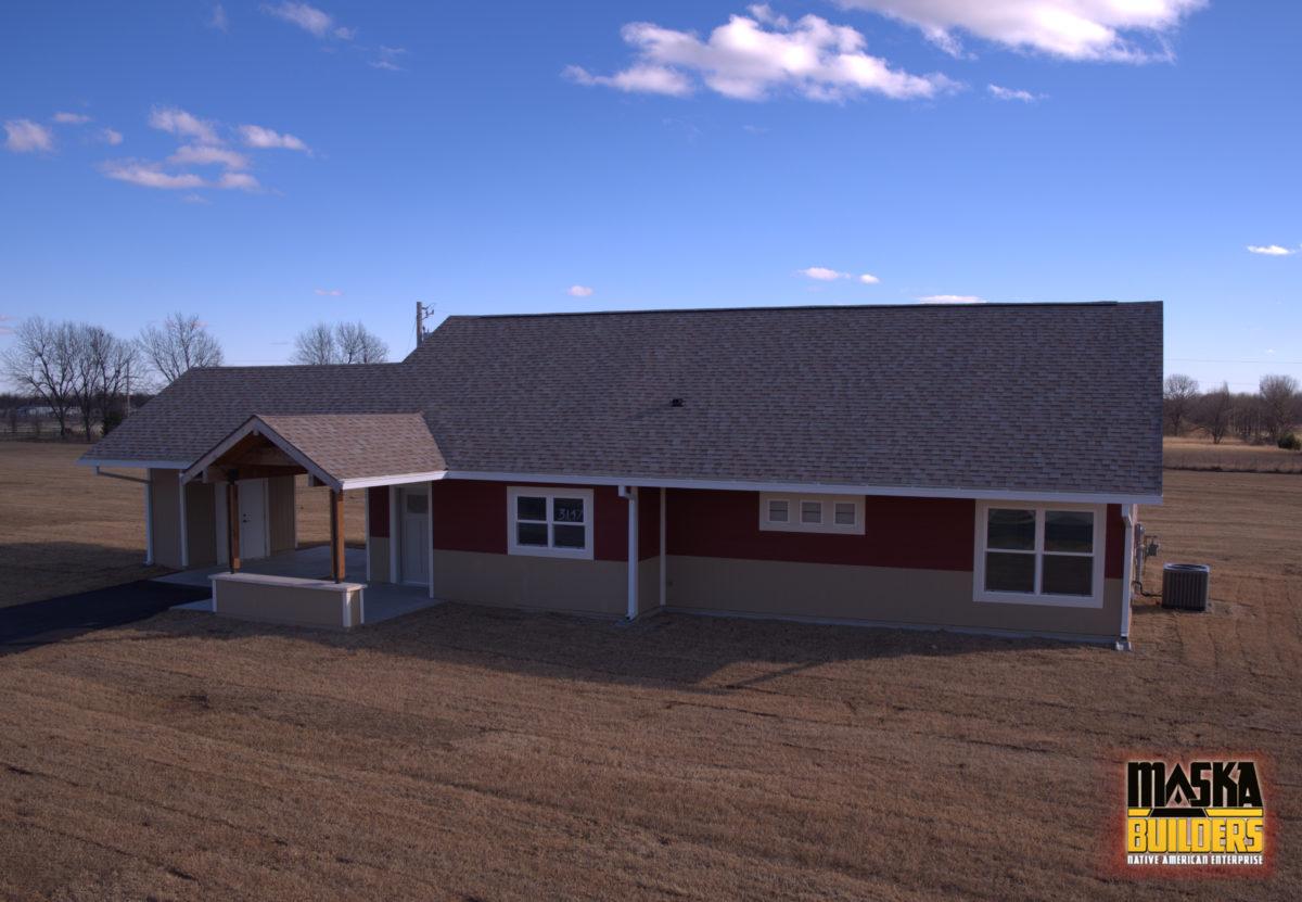 Osage Nation Sky Lodge Estates